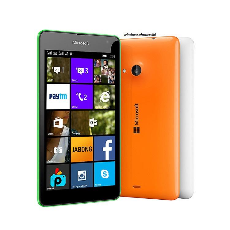 microsoft lumia 535 windows phone wiki. Black Bedroom Furniture Sets. Home Design Ideas